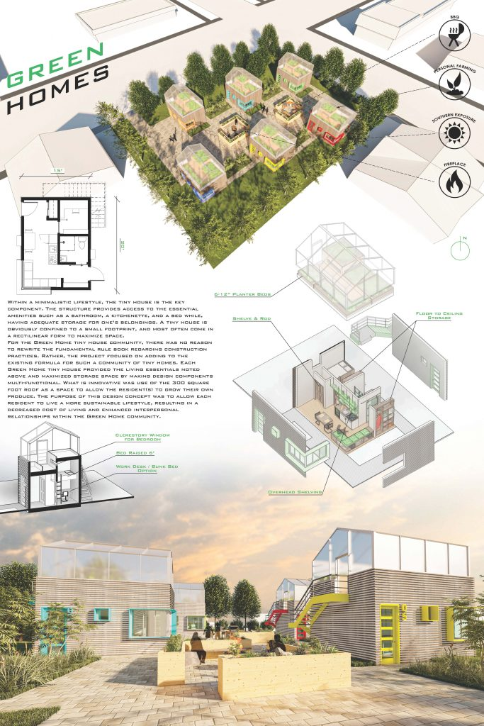 2020 Tiny House Competition Results Billings Architecture Association